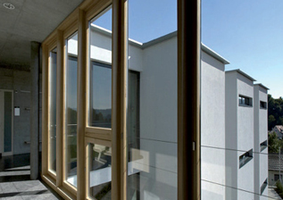 High thermal insulated profiles