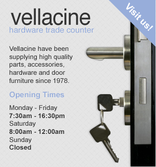 vellacine opening times